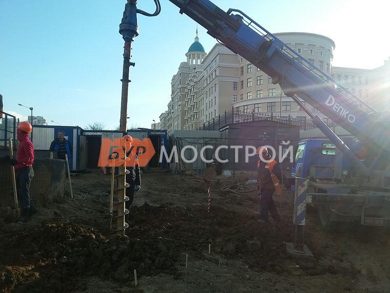 Монолитный фундамент стоимость под ключ Подольский район